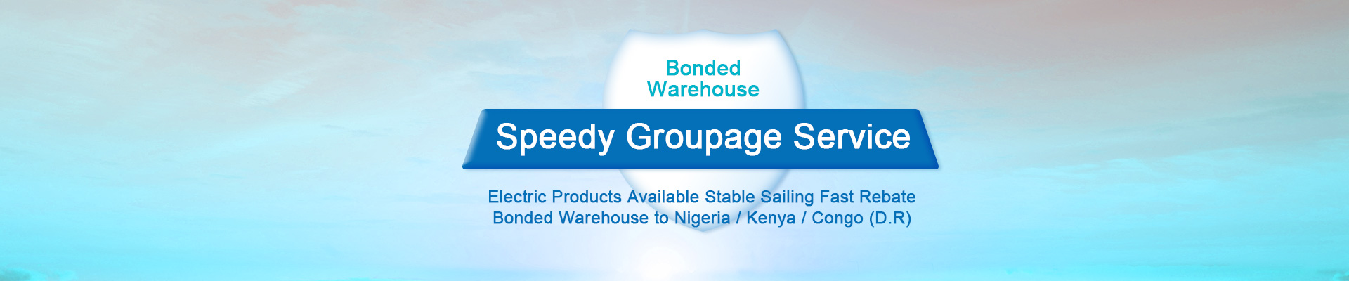 Bonded Warehouse LCL